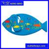 Милое темповое сальто сальто подарка ЕВА формы рыб для малышей (15K008)