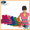 Visibility elevado Reflective Safety Children Jackets Safety Vest com En471