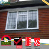 Telaio elegante Windows di stile UPVC dell'Europa