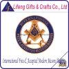 International livre & emblema moderno aceitado dos pedreiro