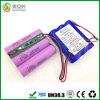 батарея Li-иона 3.6V перезаряжаемые