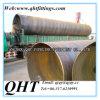12 grande pipe soudée spiralée d'acier du carbone du diamètre Dn1000 Q235B SSAW de mètre