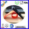 Pulsera impresa insignia vendedora caliente de la venda de la palmada del silicón