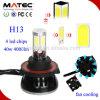 Lumière d'entraînement de H7 LED, 9004 9007 9005 9006 ampoules de phare de H13 LED