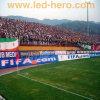Exhibición de LED al aire libre del deporte del fútbol de la exhibición de LED del estadio de fútbol P10 P10