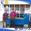 Cortadora automática de tira de cuero de la PU de la eficacia alta