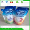 Het vloeibare Plastic Detergens van de Wasserij van Cleaser van de Zak van de Verpakking