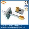 Qualitäts-runder Stahlschrauberebar-Anker