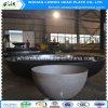 ステンレス鋼または炭素鋼の半球の楕円ヘッド