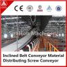 Materielles Distrubuting Screw Conveyor Conveying System für Baumaterial Industry