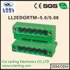 Ll2edgrtm-5.0/5.08 Pluggable Schakelaar van EindBlokken