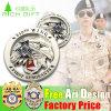 卸し売り安いカスタム金張りの警察の軍隊メダル
