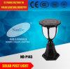 Luz de energía solar del poste del LED con la certificación de CQC