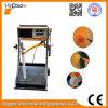 Alimentação eletrostática da máquina de revestimento do pó em forma de caixa