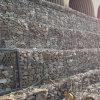 공장 고품질 토목 공학 높은 직류 전기를 통한 Gabion 벽