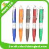 Stylo bille coloré en plastique de fourniture de bureau (SLF-PP059)