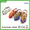 El peso ligero lindo 2016 Toddle las sandalias del PVC del bebé (RW28750)