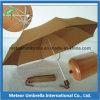 Зонтик деталей 3 промотирования складывая алюминиевый