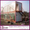 高品質によってカスタマイズされる修正された贅沢な生きている容器の家