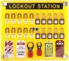 20のロックのロックアウト機密保護の中心