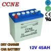 12V 45ah 46b24r (S) Ns60 (S) Autobatterie von der China-Fabrik