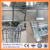Productor galvanizado almacenaje plegable de la estantería de secado del alambre de metal de la jaula de China