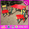 2015 우수한 Quality Cheap Folding Kids Pencil Table 및 Chairs, Cartoon Pencil Used Children Table 및 Chair Wholesale Wo8g138