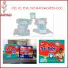 Poseer los pañales disponibles del bebé de la impresión soñolienta de la marca de fábrica para la fábrica autorizada de los clientes en China