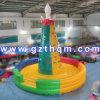 5m aufblasbare kletternde Wand/aufblasbares Felsen-Kletternwand-Sport-Spiel für Kinder
