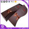 Caixa feita sob encomenda chinesa da flor do macarronete do papel da cópia