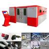 CNC de Scherpe Machine van de Laser van het Roestvrij staal met de ServoMotor van Japan