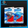 Rectángulo de empaquetado del regalo plástico claro del animal doméstico/PVC