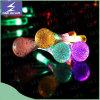 Luz impermeable solar de la cadena del LED para las decoraciones de la fiesta de Navidad