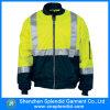 주문품 높은 시정 사려깊은 안전 옥외 남자 재킷
