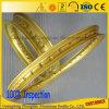 Zhonglianは6005Aアルミ合金の車輪の自転車の縁をカスタマイズした