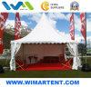 5X5m im Freiengartengazebo-Pagode-Zelt für Hochzeitsfest-Ereignisse