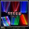 Stab-Licht der Infinitate Umdrehungs-5 der Kopf-RGBW 4in1 LED
