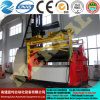 Горяче! Вальцезагибочный станок плиты ролика качества 4 CNC Mclw12CNC-45X3200 гидровлический