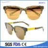 2017 stilvoller Luxuxdollar-allgemeine Stadt-Anblick-Sonnenbrillen mit halben Rahmen