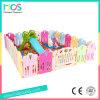 Grand yard de jeu d'enfants sans billes de glissière et de mer (HBS17073A)