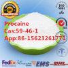 Procaïne anesthésique locale de tueur de douleur d'api de la procaïne CAS 59-46-1 de 99% ;