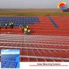 El kit solar de instalación fácil más popular del montaje de la azotea (NM0114)