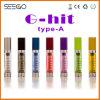 Le type Seego de mode G-A heurté le type un atomiseur d'E-Liquide d'herbe de +B+C