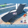 Lounger di Sun per la presidenza di spiaggia piscina/del giardino