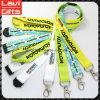 Feine Qualitätskundenspezifische Nylonabzuglinie mit Firmenzeichen