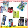 電子製品/印刷のボール紙が付いている電池/ツールのまめのパッケージカバー