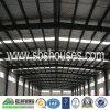 Construction professionnelle préfabriquée de structure métallique de qualité de modèle