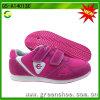 Chaussures occasionnelles de double de boucle toile d'enfants