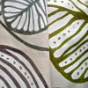 100% Hennep Print Fabric voor Garment en Home Textile (QF13-0111)