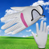 Перчатка гольфа -3 Cabretta